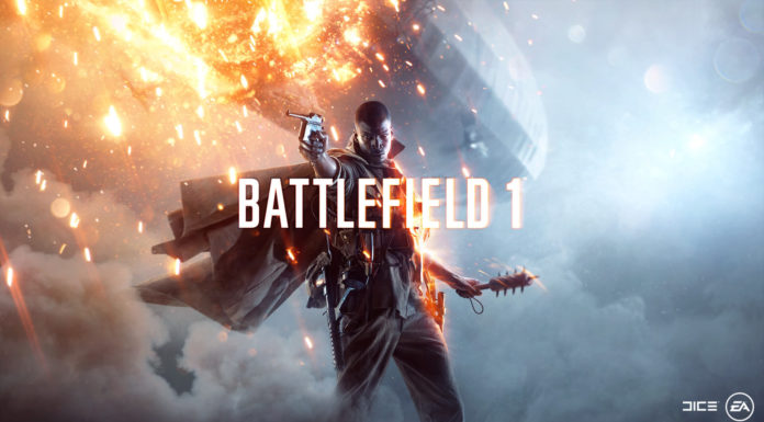 Постер к игре Battlefield 1