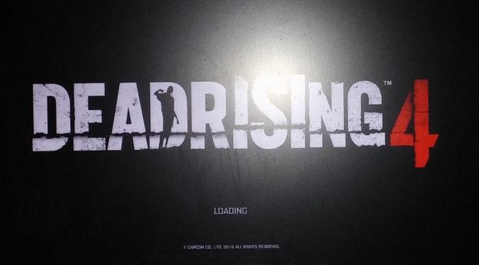 Постер игры Dead Rising 4