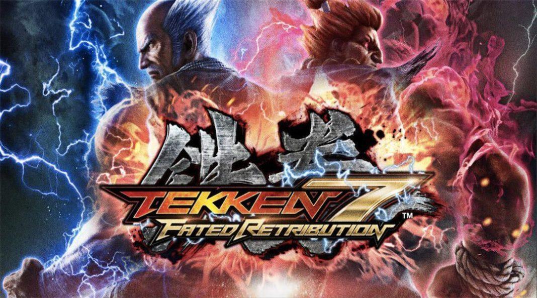 Постер игры Tekken 7